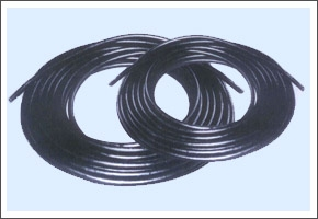 Steel wire knitted rubber hose